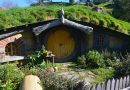The Hobbit Motel (Woodlyn Park, Waitomo, Nowa Zelandia)